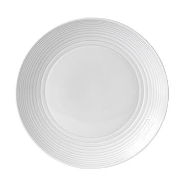 DOWAN 20cm Platos cuadrados de porcelana - Platos de ...