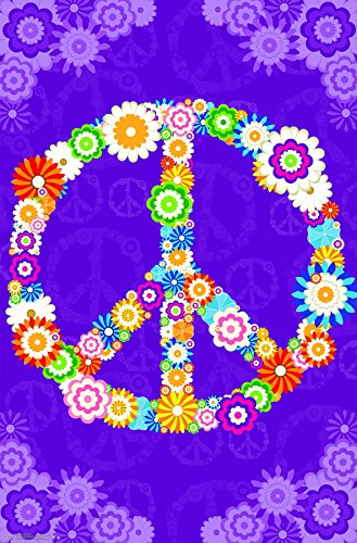 Trends International Peace Sign 2013 Wall Poster 22.375