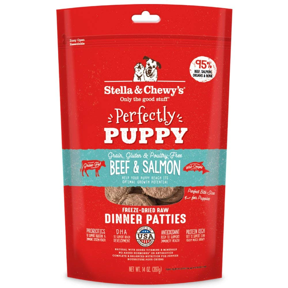 Stella & Chewy's Freeze-Dried Dinner Patties Grain-Free Dog Food by Stella & Chewy's
