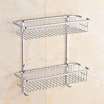 Bathroom racks LI Jing Shop- Badezimmer-Gestell Wandmontiertes ...