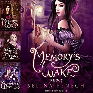 Memory's Wake Omnibus: The Complete YA Fantasy Series Hörbuch