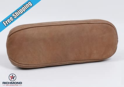 King Ranch Compatible with 2004 Ford F-550 King Ranch Richmond Auto Upholstery Driver Side Leather Armrest Cover