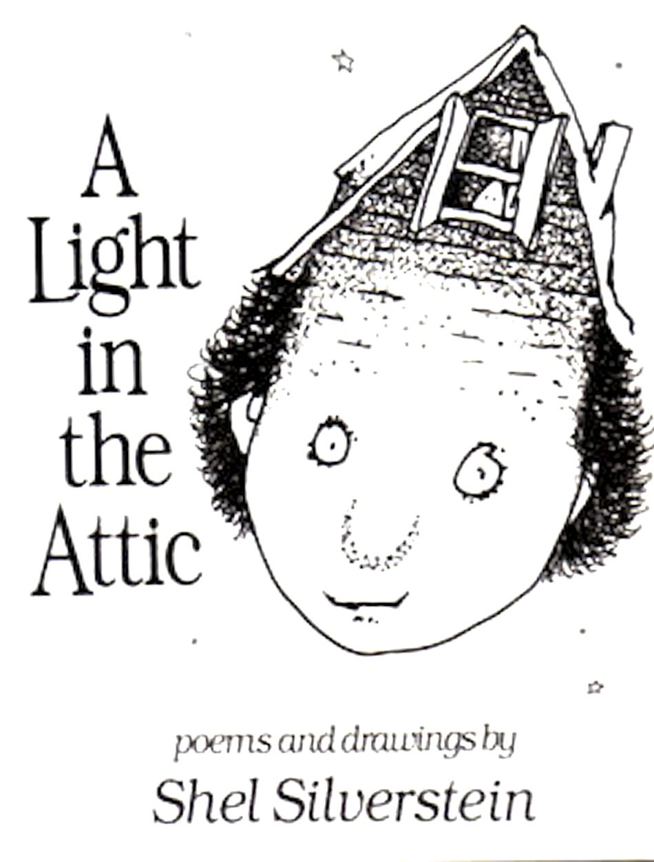 a light in the attic text only 1st first edition by s