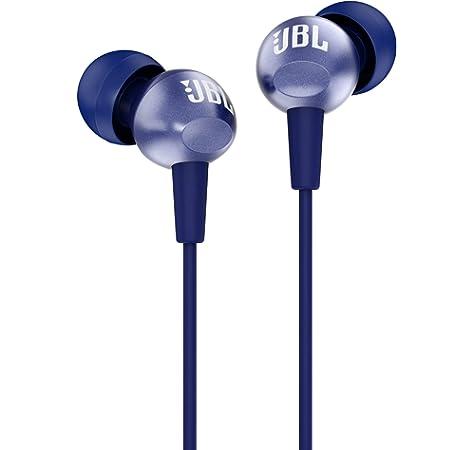 41d13855fa0 JBL C100SI In-Ear Headphones with Mic (Red): Buy JBL C100SI In-Ear ...