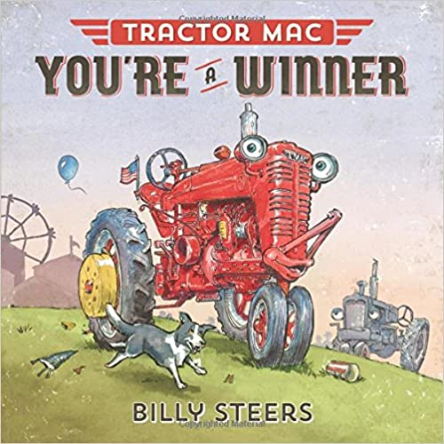Tractor Mac Youre a Winner