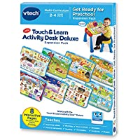 VTech Touch and Learn Activity Desk Deluxe Expansion Pack - Get Ready for Pre...