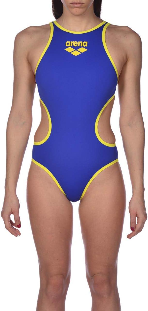 ARENA Damen Sport Badeanzug One Biglogo