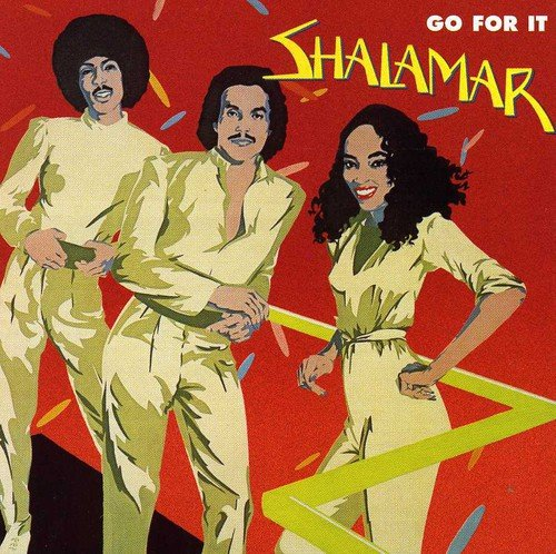 CD : Shalamar - Go for It (Canada - Import)