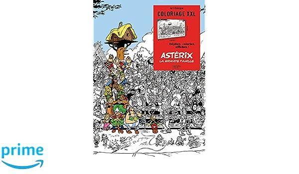 Set De Coloriage Asterix U.Asterix La Grande Famille Asterix French Edition Albert