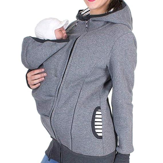 Saihui_Maternity Tops - Abrigo para la Nieve - para Mujer: Amazon.es: Ropa y accesorios