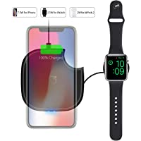 Olebr 2-in-1 Apple Watch / iPhone Charger