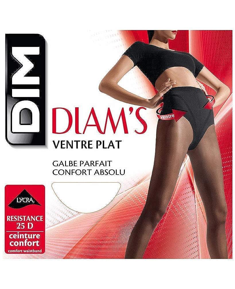 france pas cher vente grande remise meilleur endroit pour Dim Diam's Ventre Plat - Collants - Uni - 25 deniers - Femme