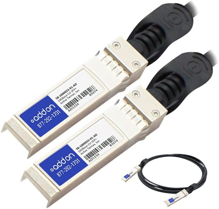 58-1000023-01-AO Addon-Networking Twinaxial Cable