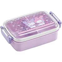 Lunch Container Box Kuromi / My Melody Sanrio 450ml RBF3ANAG
