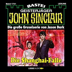 Die Shanghai-Falle (John Sinclair 1741)