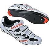 Exustar E-SR493 Road Bike Bicycle Cycling Shoes for Shimano SPD SL Look
