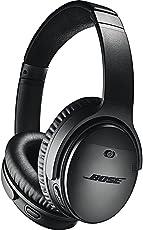 Bose Quietcomfort 35 Serie 2 Audífonos inalámbricos, Color Negro