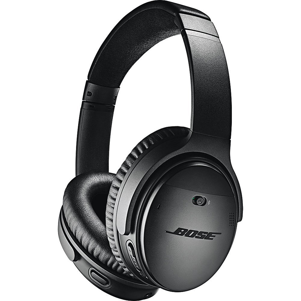 The Bose QuietComfort 35 (Series II) Wireless Headphones travel product recommended by Luisa Ruocco on Lifney.