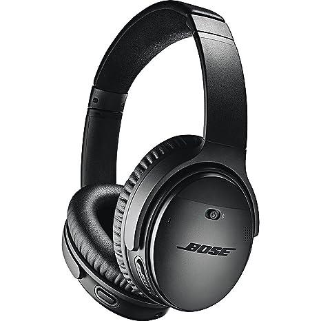 Bose Cuffie QuietComfort 35 II Wireless con Alexa integrata 7936fe860caf