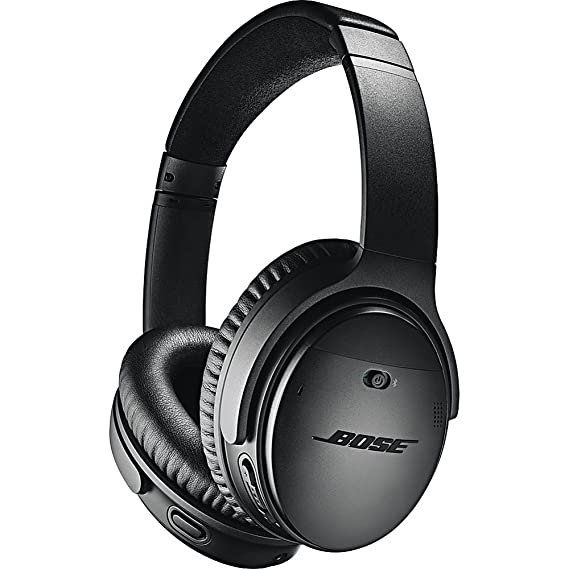 Review Bose QuietComfort 35 (Series II) Wireless Headphones, Noise Cancelling - Black