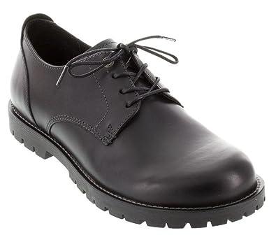 BIRKENSTOCK Mens Gilford Oxford Black Size 45 EU (12 12.5 N