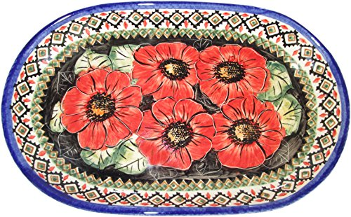 Boleslawiec Stoneware - Polish Pottery 10.75