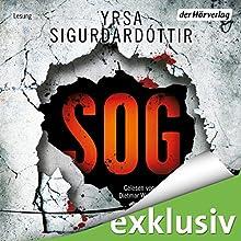 SOG (Huldar & Freyja 2) Hörbuch von Yrsa Sigurdardóttir Gesprochen von: Dietmar Wunder