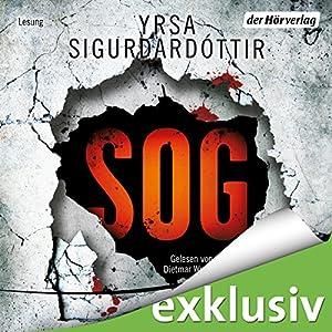 Yrsa Sigurdardóttir - SOG (Huldar & Freyja 2)