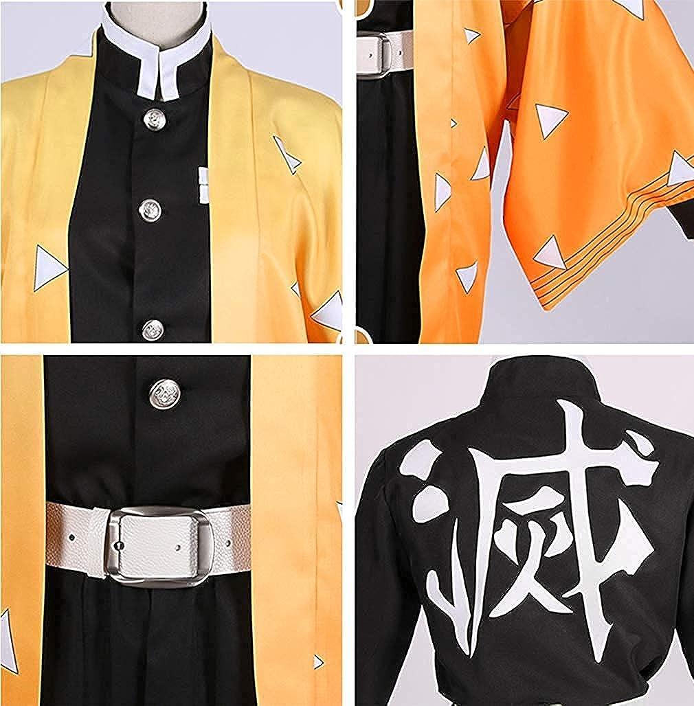 Amazon.com: Starfun - Disfraz de kimono de Kimetsu no Yaiba ...