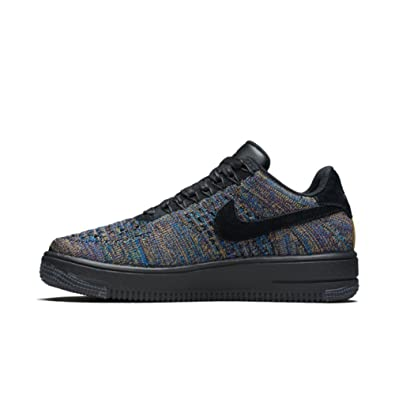 new style f1e8c e86fb Nike Air Force 1 Flyknit Low 820256-009