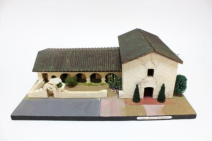 California Mission Model Kit San Miguel Arcangel