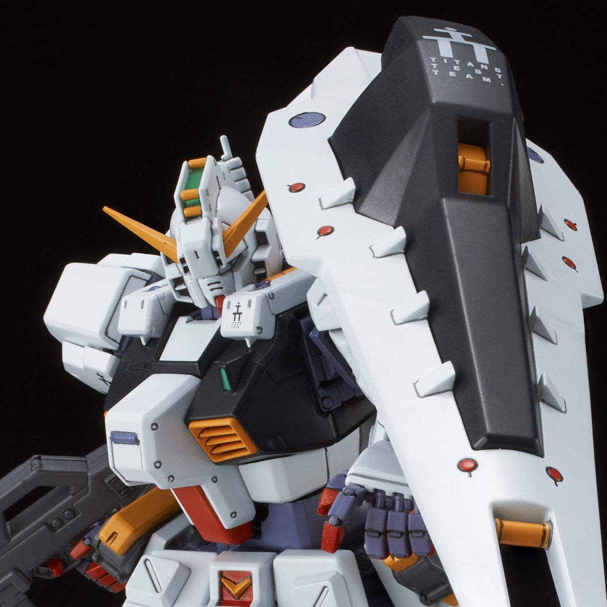 MG TR-1 Hazel Shield Booster Expansion set 1//100 model kit P-Bandai exclusive