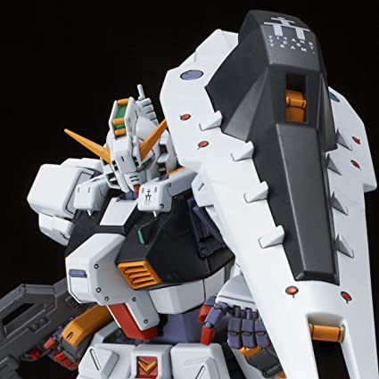 Bandai MG 1//100 Mobile Suit Gundam Gundam TR-1 Hazel Custom Japan Import
