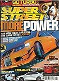 SUPER STREET MAGAZINE AUGUST 2008!