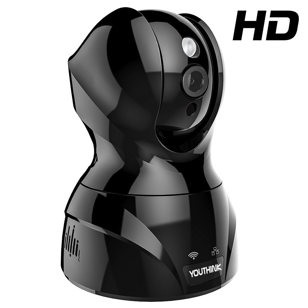 1080P Wireless IP Pet Camera, HD WiFi Home Security Camera, Indoor Pan Tilt Zoom Surveillance Camera iPhone iPad Android APP for Pet Nanny Baby Monitor with Motion Detection Night Vision Two-way Audio youthink us