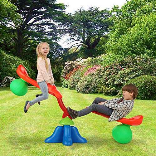 Kids Seesaw Toys & Hobbies Outdoor Toy & Structures Swings, Slides & Gyms Home Games Outdoors Play Equipment Hobby, Game, Accessories, Accessory, Boy, Girl, Child, Children, Playground See Saws from Lek Store