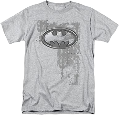 batman metal t shirt