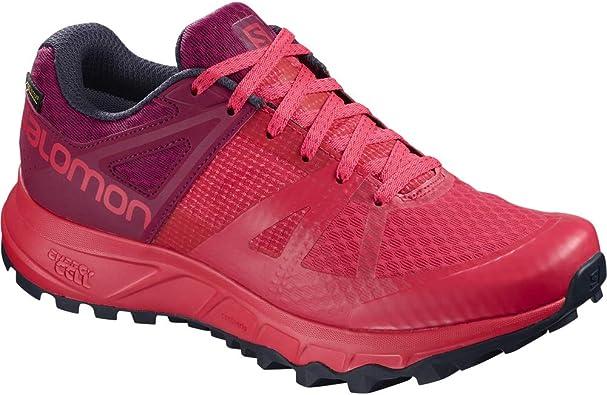 Salomon Trailster GTX W, Zapatillas de Running para Asfalto para Mujer: Amazon.es: Zapatos y complementos