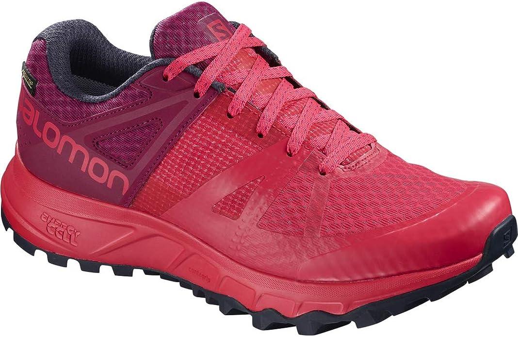 Salomon Trailster GTX W, Zapatillas de Running para Asfalto para ...