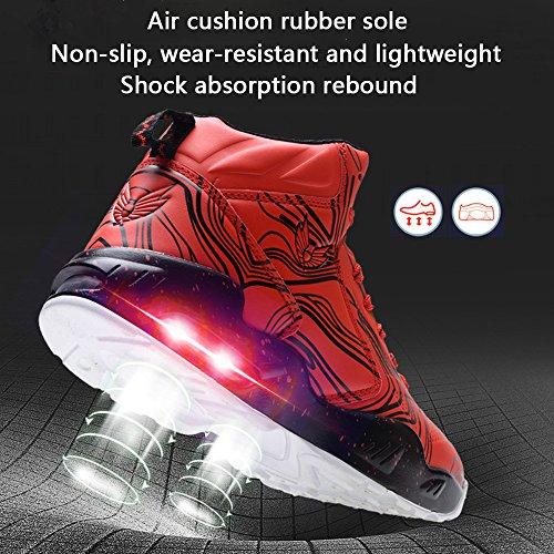 Hommes High Chaussures Respirantes Course Étudiant Sneakers Pour Vert Légères top Classique ball Basket Sport Baskets Confort De Lanseyaoji Chaussure Les Outdoor xZw7q0X4