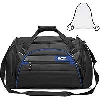 Gztlj Tgym Sports Duffel 4.0 Gym Bag (Black)