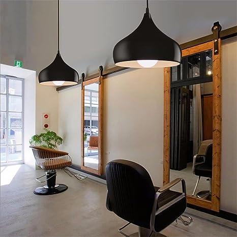 Iluminación colgante Restaurante moderno y minimalista en ...