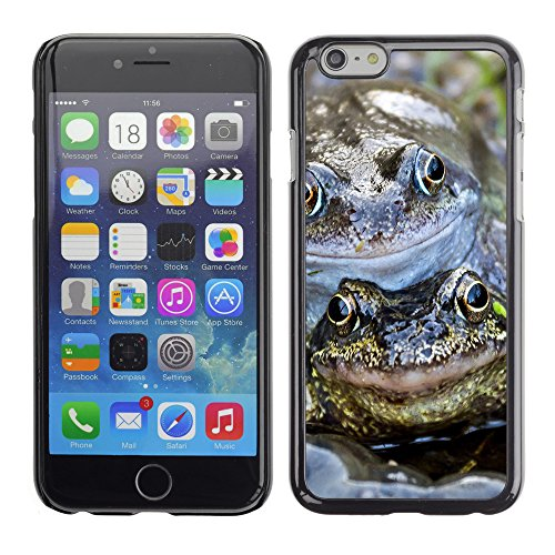 Premio Sottile Slim Cassa Custodia Case Cover Shell // F00032885 Frogs agrandi // Apple iPhone 6 6S 6G 4.7""