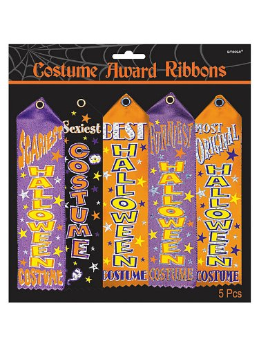 Costume Contest The Office (Costume Ribbon Multi-Pack 5ct)