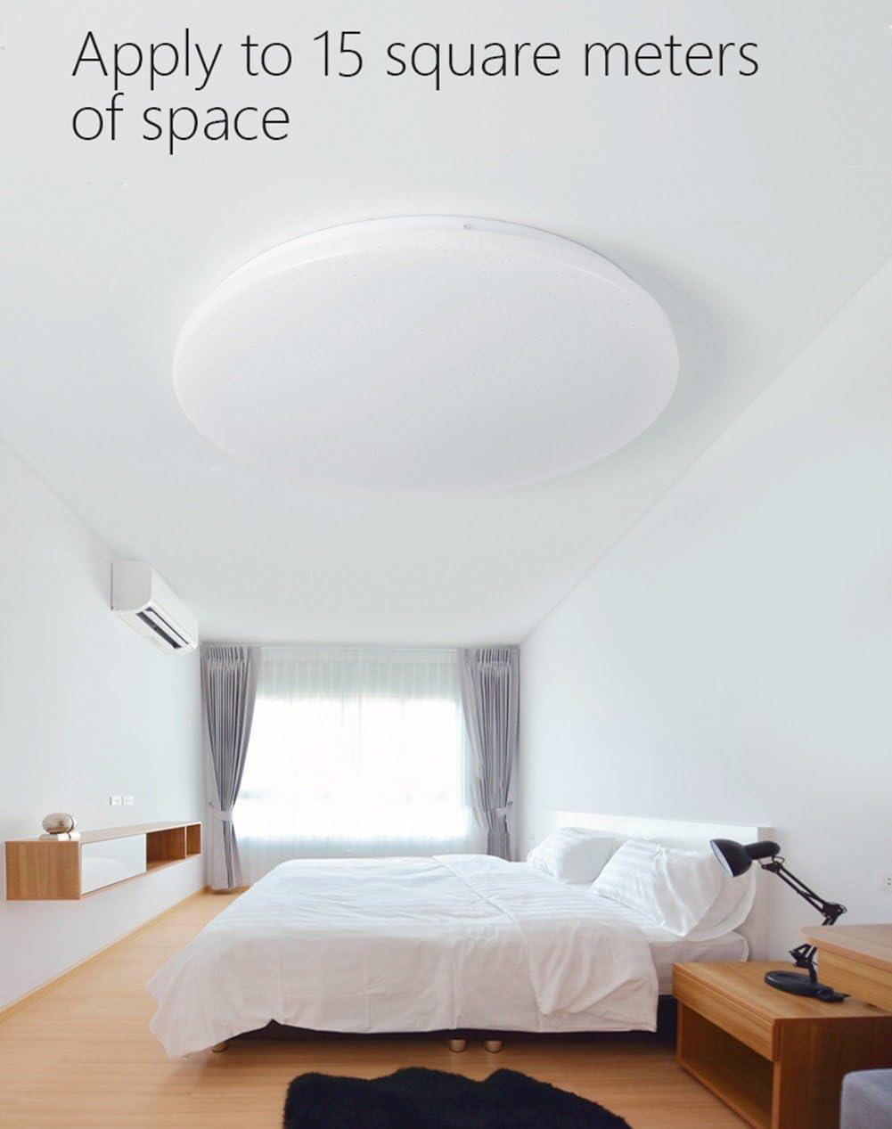 LED Deckenleuchte Sternenhimmel Dimmbar Farbwechsel 25W