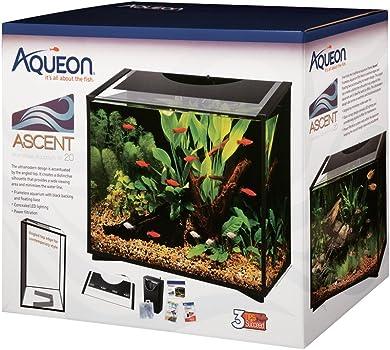 Aq Ascent 20-Gallon Fish Tank