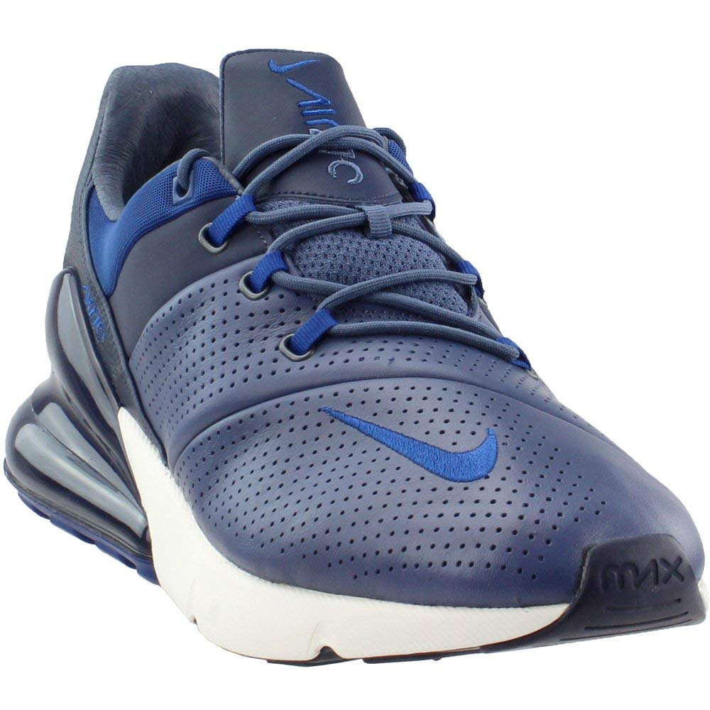 f96556bc799f3 Nike Mens Air Max 270 Premium Casual Sneakers,