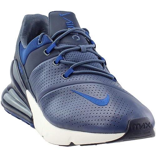 c790c420f9aa2 Nike Mens Air Max 270 Premium Casual Sneakers,