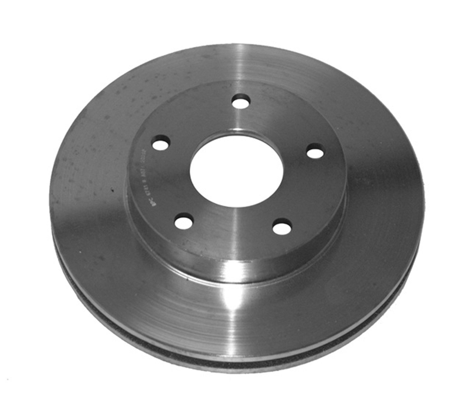 ACDelco 18A882 Professional Front Disc Brake Rotor Assembly
