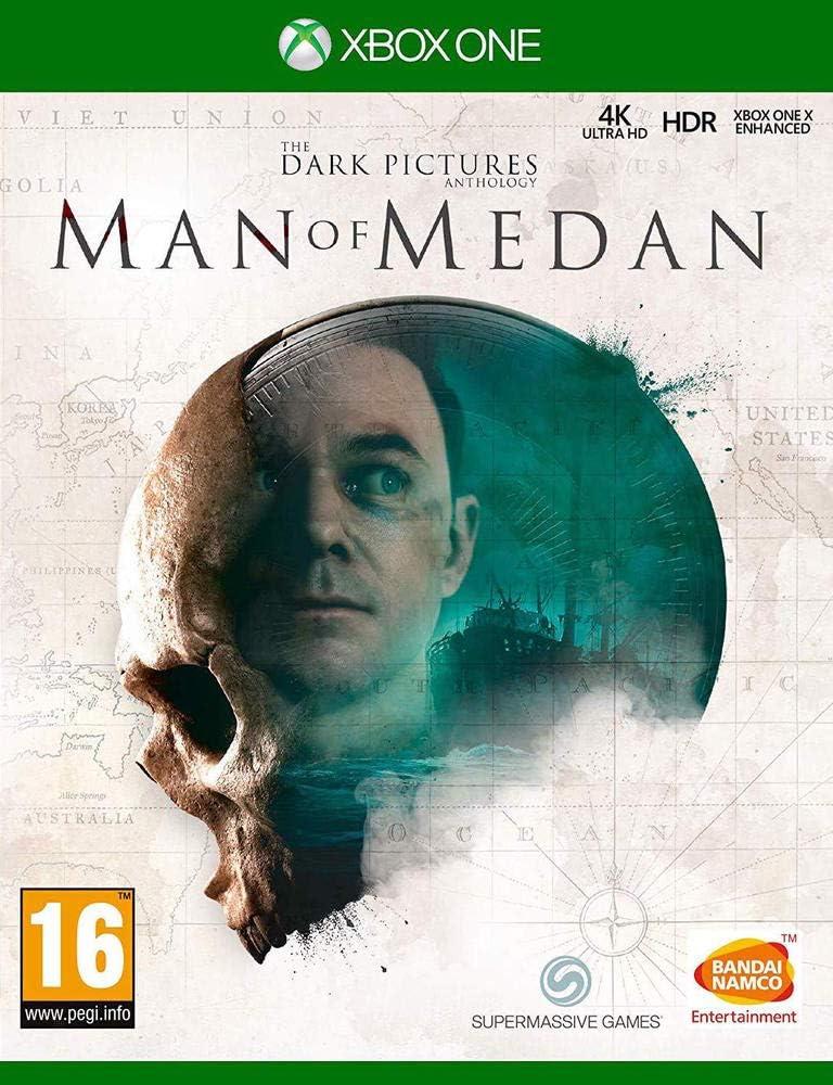 The Dark Pictures - Man of Medan pour Xbox One [Importación ...